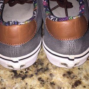 Vans Shoes - Gray Vans